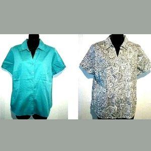 ❗Bundle❗212 Collection Women's L Shirts
